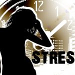 Dauerstress ist schlecht für Nebenniere