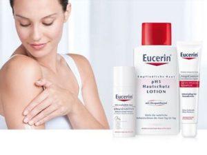 kosmetikprodukte im eucerin club